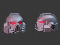 Astartes modular helmet