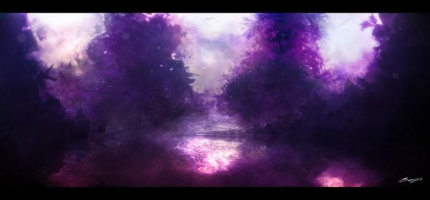 Magic Forest Concept