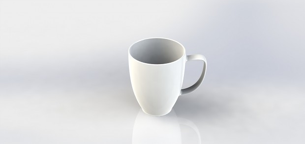 College Stuff - 3D Cup