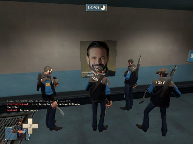 The Snipers Salute Billy Mays
