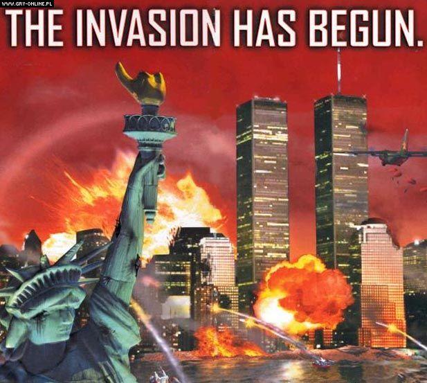 Red Alert 2 Predicted 9/11?