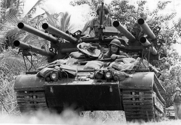 Small but Menacing: The M50 Ontos