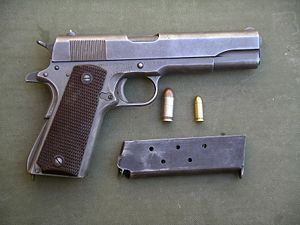 M1911 US.army PiSTOL