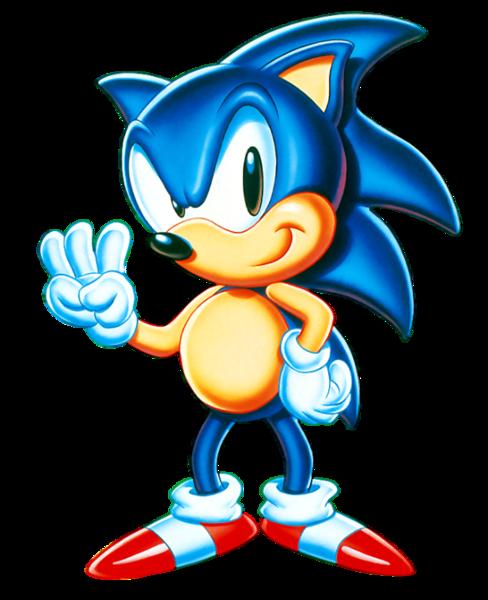 Way Past Cool Hedgehog Sonic!