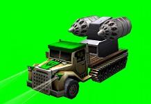GLA quad rocket