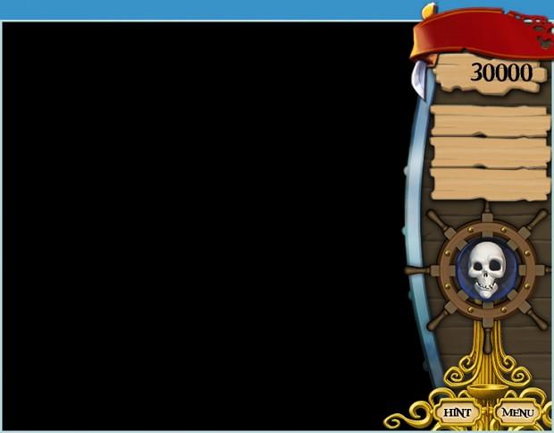 Treasure Match UI