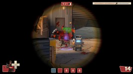 "TF2 screens - cool things in the ""scope"""