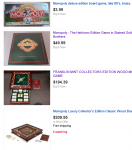 Presenting: deluxe monopoly sets