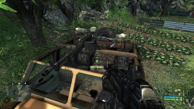 Crysis - big gun