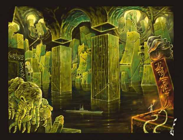 Background: Mythos city