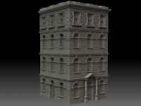 A building!