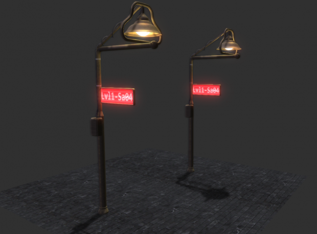 Junon Lamp