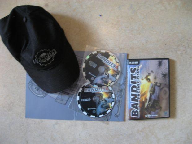 My Bandits Phoenix Rising merchandise.