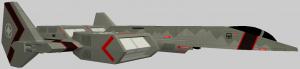 F-103 Excalibur Fighter WIP