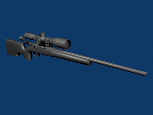 Kimber 8400 Tactical