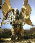 Mecha King Ghidorah