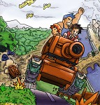 Advance Wars: Frontline Header