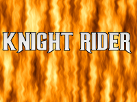 Knight Rider Flames