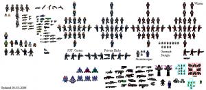 Various Pixel Art
