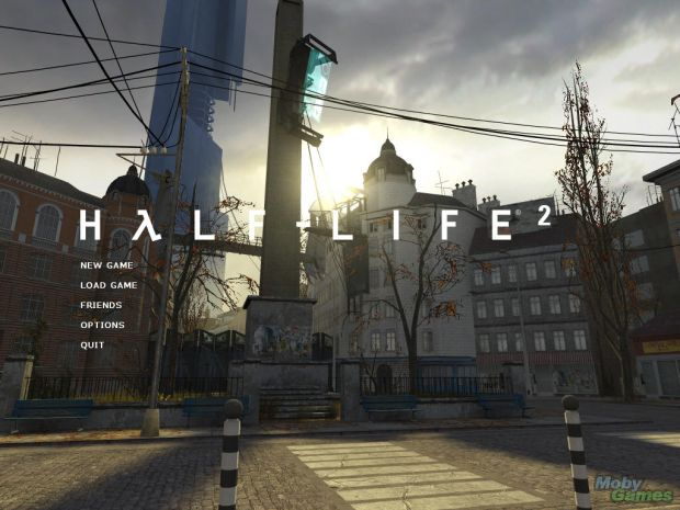 Half Life 2 Main Menu- from www.mobygames.com