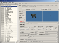 Fallout 2 items editor - F2wedit v1.30