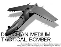Dorichian Bomber