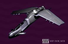 WIP Medium Tactical Bomber