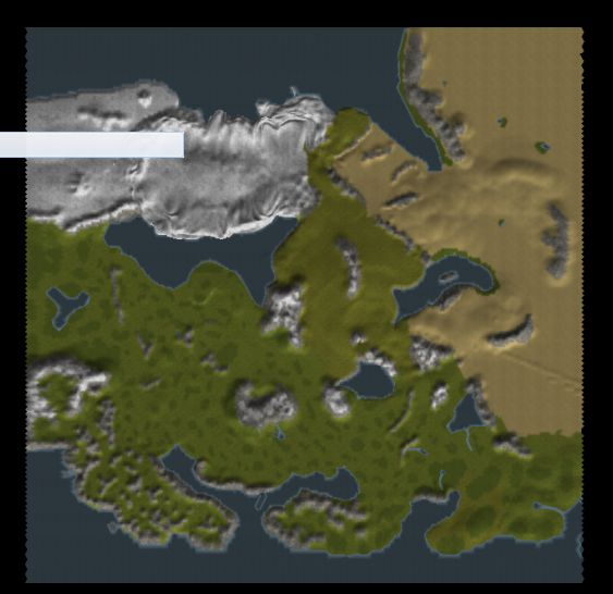 Age of Changes II Map