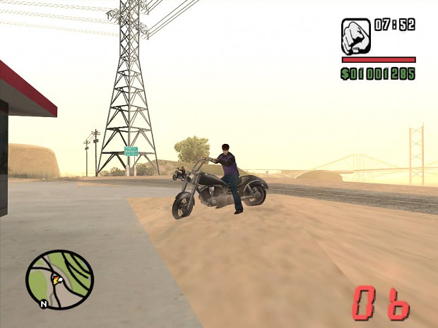 Justin Bieber in Gta Sa (Knight Rider)