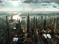 even more future city's
