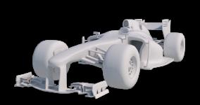 Guerilla Render - LQ McLaren Render