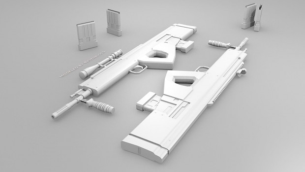 [B] Beatrix Sniper Rifle