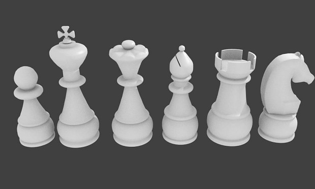 [B] Chess Set [ChessPlay]