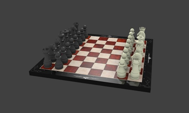 [B] Complete Chess Set [ChessPlay]