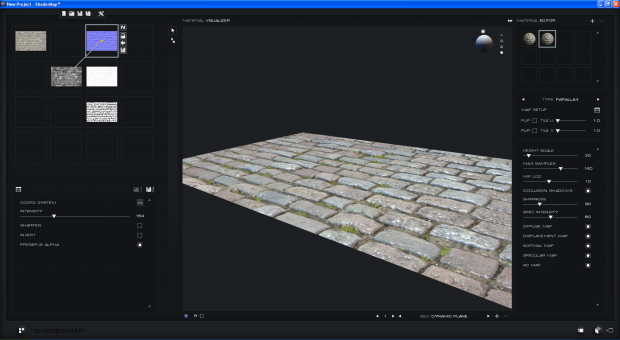 ShaderMap Preview