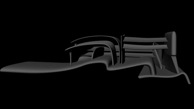 Sneak Peak: McLaren front spoiler