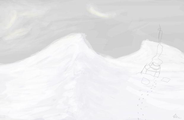 snow concept