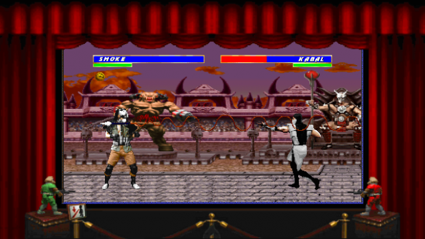 mortal kombat doom