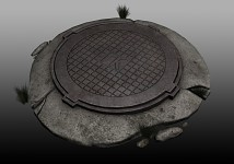 Sewer hatch HD