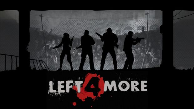 Left 4 More Wallpaper