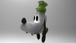 Goofy Sketch