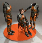 Gordon Freeman model