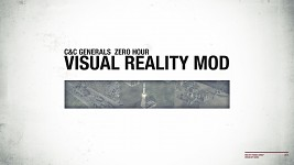 Visual Reality Mod - Logo Concept