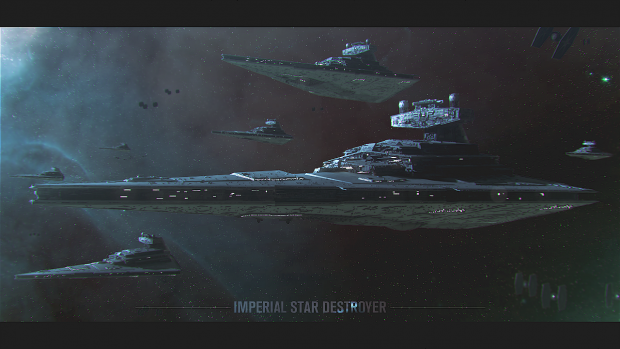 Imperial Star Destroyer Fleet
