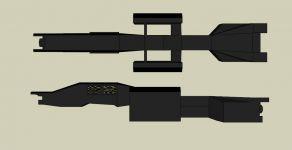 K-Class Frigate schematics