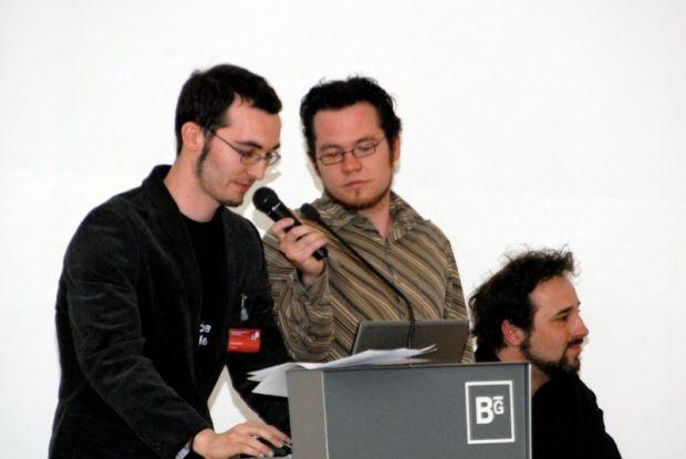 Projekt A.R.I.E.L.@Berlin Lecture