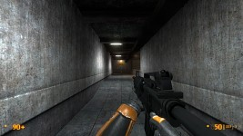 M4A1 for black mesa