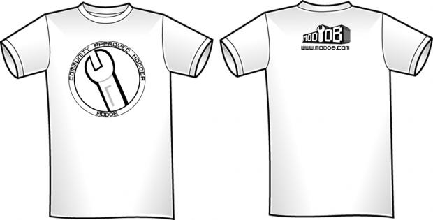 ModDB T-Shirt
