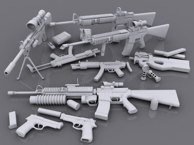 SGL weapons