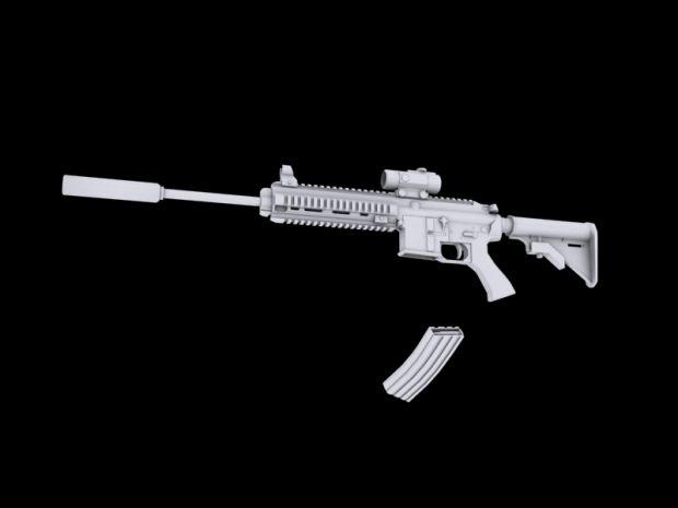 HK416 Custom